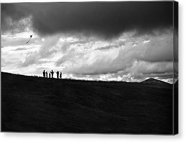 Our Time Canvas Print by Jason Green