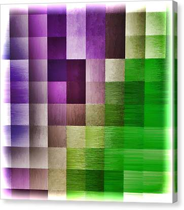 Out Of Square...four Canvas Print by Tom Druin