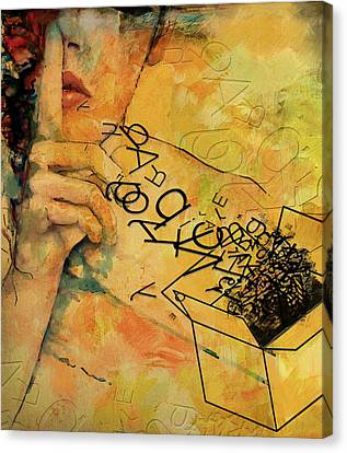 Out Of The Box Canvas Print by Corporate Art Task Force