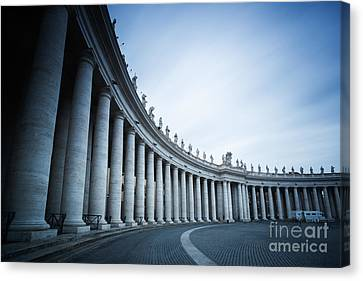 Stopper Canvas Print - Out Of Time II by Matteo Colombo