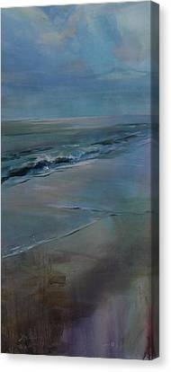 Outer Banks Morning Canvas Print