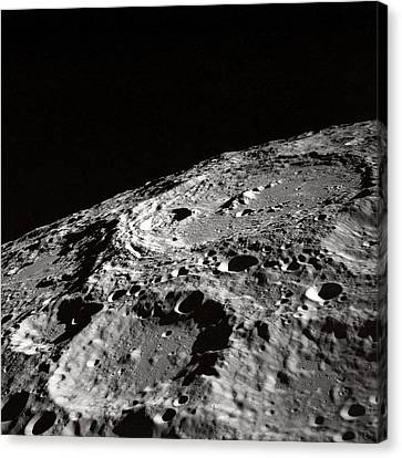 Outer Space Two Four Zero Canvas Print by Nasa Usgs
