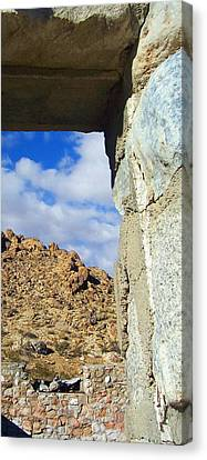 Outside Looking Inside Out Canvas Print by Glenn McCarthy Art and Photography