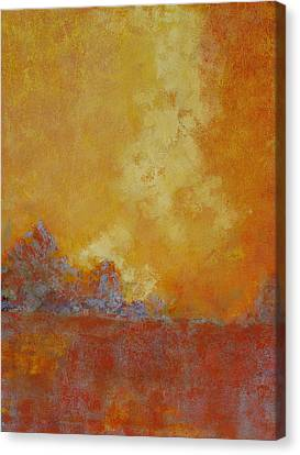 Over Time Canvas Print by Barrett Edwards