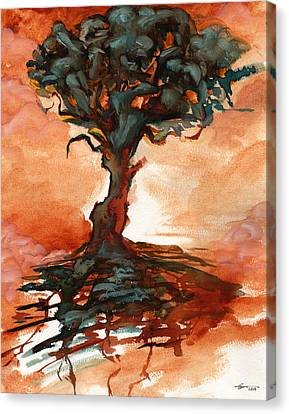 Overture Canvas Print