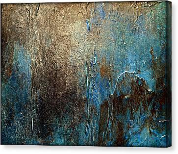 Oxidized 2 Canvas Print