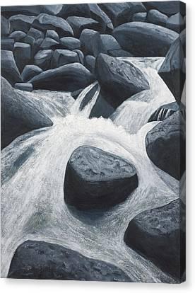 Ozark Creek Canvas Print