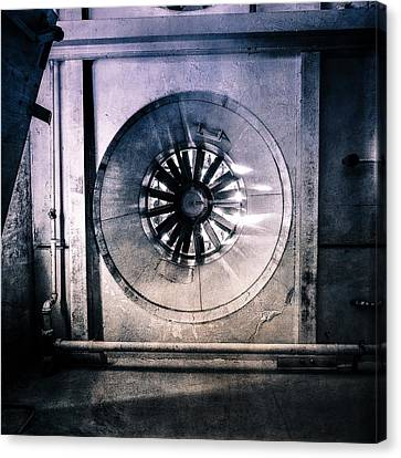 Pacific Airmotive Corp 15 Canvas Print