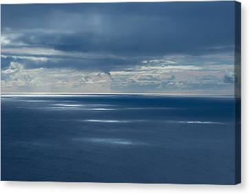 Pacific Highlights Canvas Print