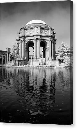 Canvas Print - Palace Of Fine Arts II by Bill Gallagher