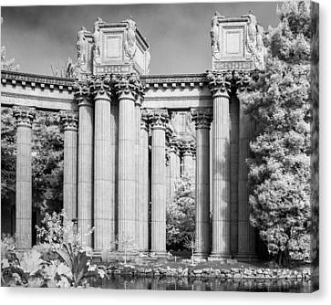 Canvas Print - Palace Of Fine Arts IIi by Bill Gallagher