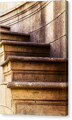 Canvas Print - Palace Of Fine Arts Staircase by Bill Gallagher