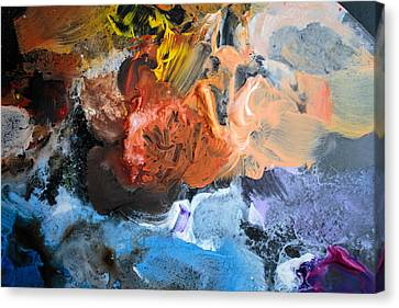 Pallet 8 Canvas Print