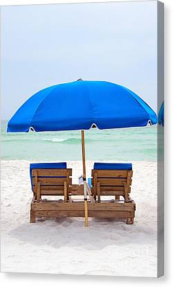 Panama City Beach Florida Canvas Print