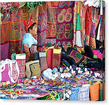 Panama City Canvas Print