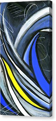 Pandemonium 2 Canvas Print by Karyn Robinson