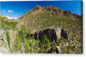 Panorama Of Dome Wilderness, San Miguel Canvas Print by Panoramic Images