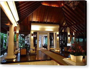 Panviman Chiang Mai Spa And Resort - Chiang Mai Thailand - 011370 Canvas Print