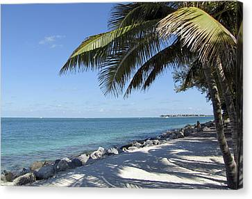 Paradise - Key West Florida Canvas Print