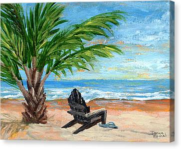 Paradise  Canvas Print by Darice Machel McGuire