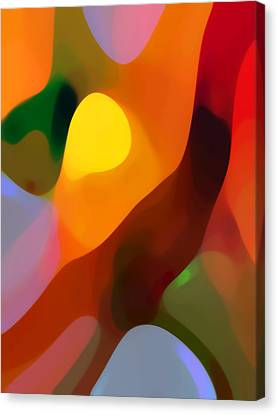 Paradise Found 2 Tall Canvas Print