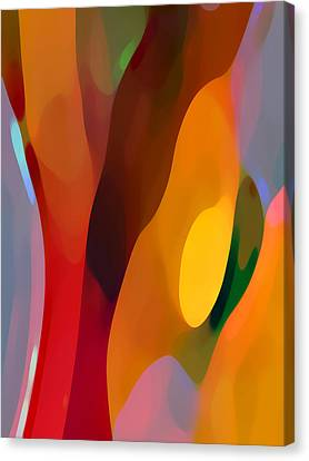 Paradise Found 3 Tall Canvas Print