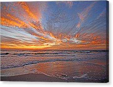 Paradise Found Canvas Print by HH Photography of Florida