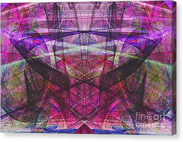 Parallel Universe 20130615 Canvas Print by Wingsdomain Art and Photography