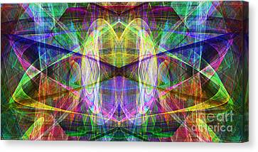 Parallel Universe Ap130511-22-2b Canvas Print by Wingsdomain Art and Photography