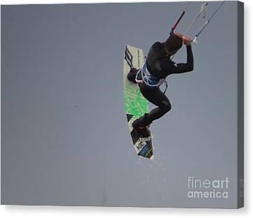 Parasurfer7 Canvas Print