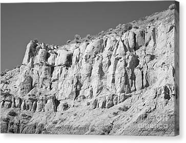 Rimrock Canvas Print - Paria Utah Xi by Dave Gordon