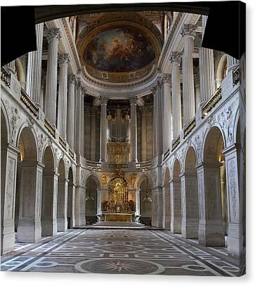 Paris France - 011310 Canvas Print by DC Photographer