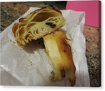 Paris France - Pastries - 1212246 Canvas Print by DC Photographer