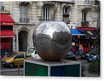Paris France - Street Scenes - 0113133 Canvas Print