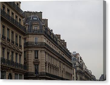 Life Canvas Print - Paris France - Street Scenes - 011329 by DC Photographer