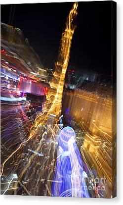 Paris In Vegas Canvas Print by Igor Kislev