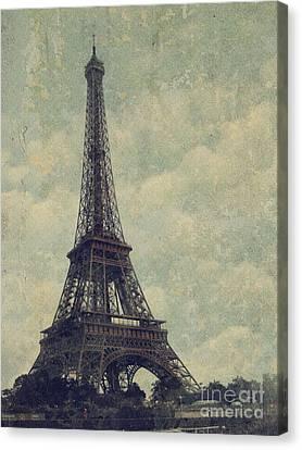 Paris Canvas Print by Jelena Jovanovic