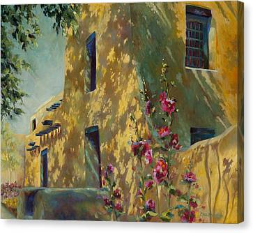 Park Avenue Pueblo Canvas Print