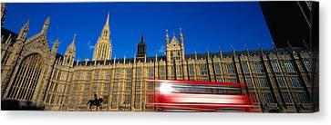 Parliament, London, England, United Canvas Print by Panoramic Images