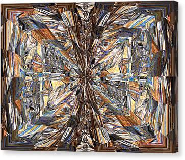 Parquet Mania Canvas Print by Tim Allen