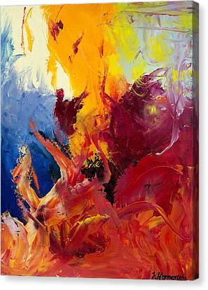 Passion 1 Canvas Print