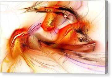 Passion Canvas Print by Anastasiya Malakhova