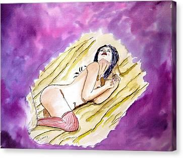 Passion Dream. Canvas Print