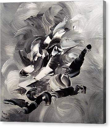 Passion Canvas Print by Isabelle Vobmann