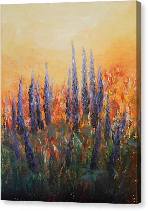 Passion Canvas Print by Jane  See