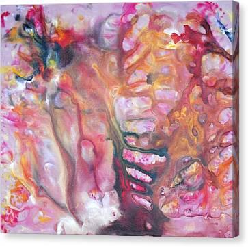 Passion Canvas Print by Sumit Mehndiratta