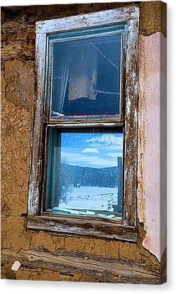 Past Reflections Canvas Print