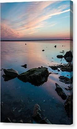 Pastels Canvas Print by Kristopher Schoenleber