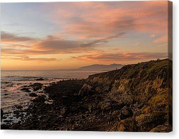 Cambria Canvas Print - Pastels by Mike Herdering