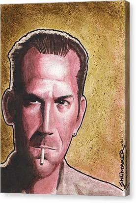 Pat Canvas Print by David Shumate